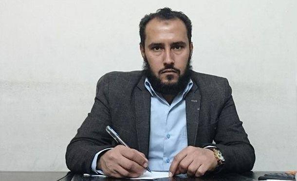 Salafi lawyer Haitham Hashim Saad